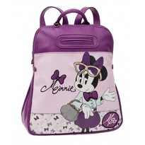 Disney Ghiozdan scoala Minnie Glam