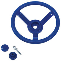 AXI Steering Wheel blue