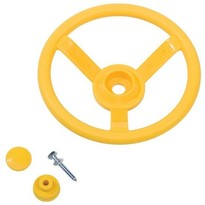 AXI Steering Wheel yellow