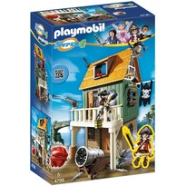 Playmobil Super 4 Fortul De Camuflaj Al Piratilor