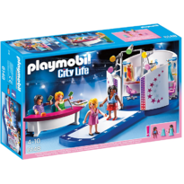 Playmobil Manechine pe podium