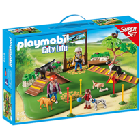 Playmobil Super Set - Scoala de Dresaj