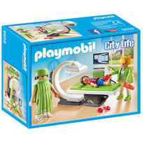 Playmobil Kid's Clinic - Camera cu raze X