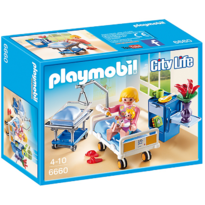 Playmobil Kid's Clinic - Camera de maternitate