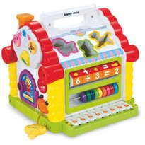 Baby Mix Jucarie educativa Happy House