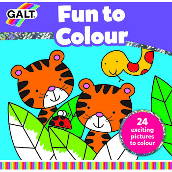 GALT Carte de colorat  Fun to Colour