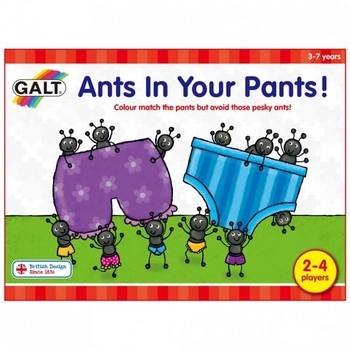 GALT Joc interactiv Ants in your pants