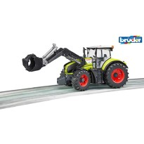 Bruder Minimodele 1:16 BR6 Tractor cu incarcator frontal Claas Axion 950