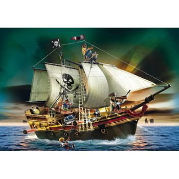 Playmobil Corabia Piratilor