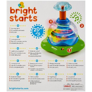 Bright Starts Spirala Press & Glow