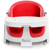Bright Starts InGenuity Scaun de masa 2 in 1 NEW Poppy Red
