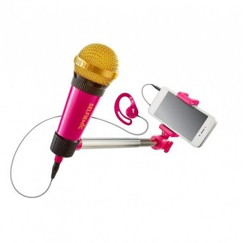 Worlds Apart Microfonul magic Selfie Mic