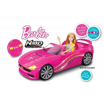 Hot Wheels Masina cu radiocomanda Barbie