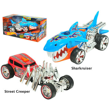 Hot Wheels Masina de actiune Sharkruiser