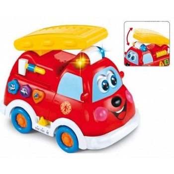 Baby Mix Jucarie interactiva Camionul Fire Rescue