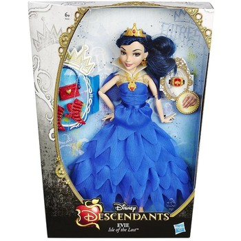 Hasbro Papusa Disney Descendants Evie in Tinuta de Incoronare