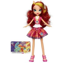 Hasbro Figurina MLP Equestria Girls Friendship Games - Sunset Shimmer