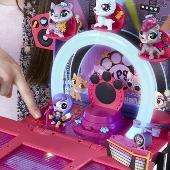 Hasbro Littlest Pet Shop - Hotel Pawza