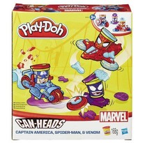 Plastilina Play-Doh Marvel Can-Heads Vehicle