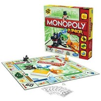 Hasbro Joc de Societate Monopoly Junior