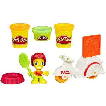 Hasbro Plastilina Play Doh Pizza Delivery