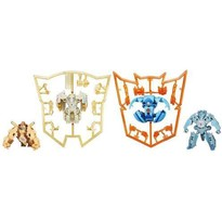 Hasbro Set 4 Figurine Transformers Robots In Disguise Mini-Con