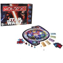 Hasbro Joc de Societate Monopoly Star Wars