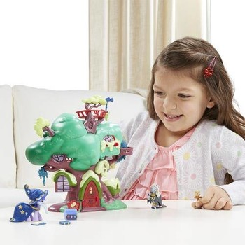 Hasbro Set de Joaca My Little Pony Twilight Sparkle si Libraria din Copac