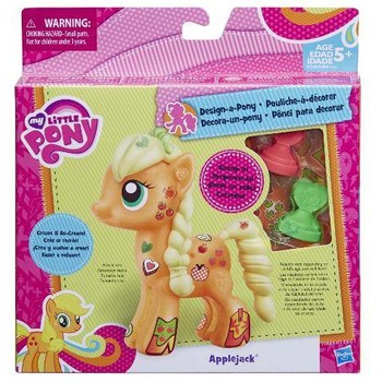 Hasbro Set My Little Pony - Design a Pony - Applejack