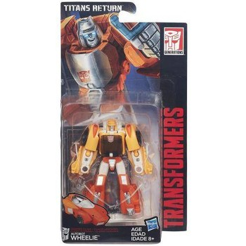 Hasbro Figurina Transformers Titans Return Wheelie