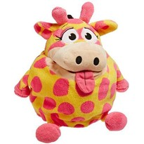 Mascota Tummy Stuffers Girafa