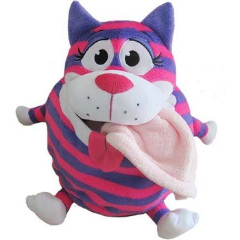 Jay At Play Mascota Tummy Stuffers Pisicuta Mov