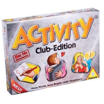 Piatnik Joc Activity Club Edition