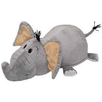 Jay At Play Mascota FlipaZoo 32 cm - Tigru si Elefant