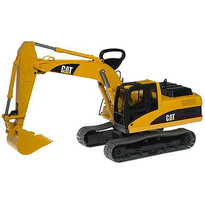 Bruder Mini excavator cat