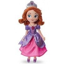 Disney Papusa din plus Sofia Shimmering Dress 35cm