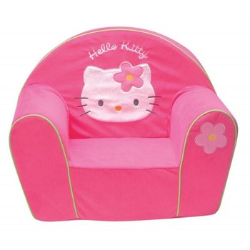 Fun House Fotoliu din burete Hello Kitty Flower