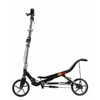 SPACESCOOTER Trotineta Space Scooter X580 Series, Negru