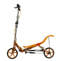 SPACESCOOTER Trotineta Space Scooter X580 Series, Portocaliu