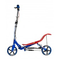 SPACESCOOTER Trotineta Space Scooter X580 Series, Rosu - Albastru