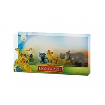 Bullyland Set Lion Guard 5 figurine