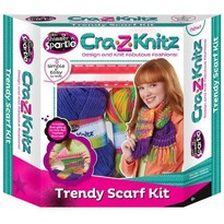 Cra-Z-Art Set de Crosetat Ultimate Designer Cra-Z-Knitz Esarfa