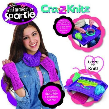 Cra-Z-Art Studio de Crosetat Ultimate Designer Cra-Z-Knitz