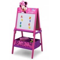 Delta Children Tabla magnetica multifunctionala Funny Minnie Mouse