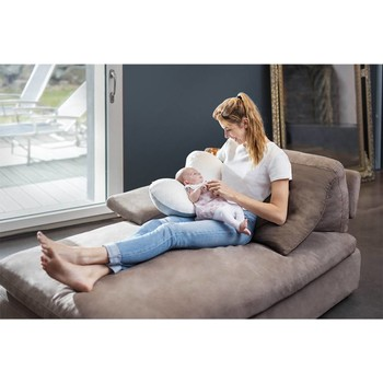 babymoov Perna Multifunctionala 3 in 1 Mum&B Soft White