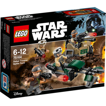 LEGO ® Star Wars - Soldat al Rebelilor