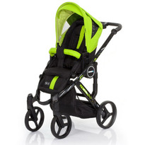 ABC Design Carucior Mamba PLUS Lime