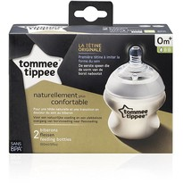 Tommee Tippee Biberon Closer to Nature sticla 150ml