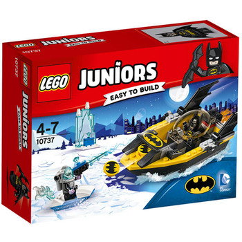 LEGO ® Batman contra Mr. Freeze