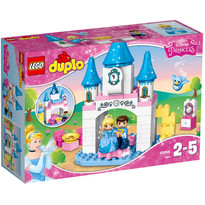 LEGO ® Duplo - Castelul magic al Cenusaresei